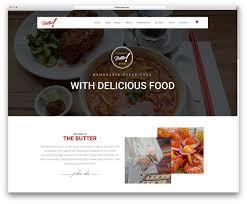 themes wordpress restaurant free 40 best wordpress restaurant themes 2018 colorlib