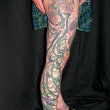 big tattoo planet leg sleeves rose thorn bush big tattoo planet