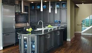 Black Kitchen Cabinets Grey Stained Kitchen Cabinets Kitchen Black Kitchen Cabinets Grey