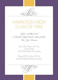 50th high school class reunion invitation class reunion invitation inspiration class reunion inivitations