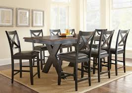 alcott hill amsterdam 9 piece counter height dining set u0026 reviews