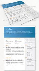 Resume Template Graphic Designer 20 Best Resume Templates Web U0026 Graphic Design Bashooka