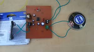 engineering project opamp based wireless music transfer system