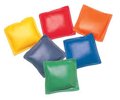 bean bags game clipart collection