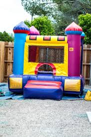 mickey mouse clubhouse bounce house kara s party ideas bounce house from a mickey mouse clubhouse