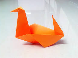 How To Make A Paper Beak - origami how to make an origami duck paper duck origami paper duck