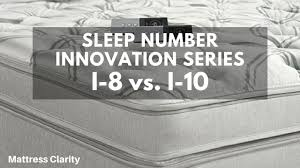 Sleep Number I 8 Vs I 10 Which Innovation Series Model Is Right