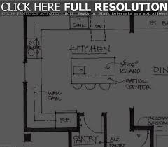 large open kitchen floor plans kitchen kitchen floor plans by size island dimensions with seating