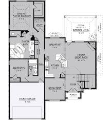 Double Master Bedroom Floor Plans Addison Floor Plans Regency Homebuilders