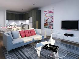 beautiful cheap living room apartment with modern triangle glass beautiful cheap living room apartment with modern triangle glass