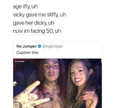Vicky Meme - umar is schooch tekashi meme by kakashiscool247 memedroid