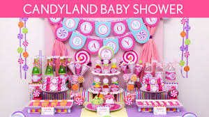 baby shower candy bar ideas candyland baby shower party ideas candyland s16