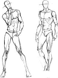 decent leg anatomy character design references