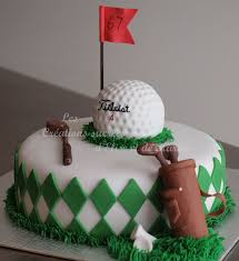 dad golf birthday cake image inspiration of cake and birthday