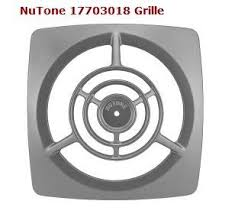 Bathroom Fan Cover Nutone Chrome Exhaust Fan Cover Still Available As A Replacement