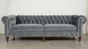 Chesterfield Sofa Set Trend Gray Chesterfield Sofa 35 For Your Sofas And Couches Set