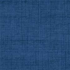 linen midnight blue stonewashed woven threads wallpaper