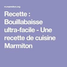 Bouillabaisse Facile Recette De Bouillabaisse Facile Marmiton 25 Ide Terbaik Bouillabaisse Recette Di Bouillabaisse