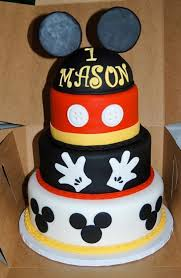 mickey mouse 1st birthday mickey mouse birthday cake masons mickey mouse 1st birthday