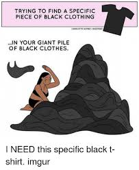Meme Clothing - trying to find a specific piece of black clothing charlotte gomez