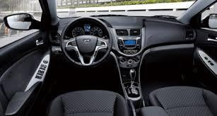 2013 hyundai accent interior hyundai accent keeps building on a proven formula carfab com