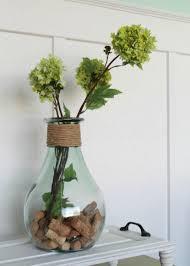 Plants For Living Room Diy Vase Filler With Green Plants For Chic Living Room Decor Get