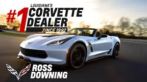 value of corvettes corvettes for sale at ross downing 2016 and 2017 z06 stingray