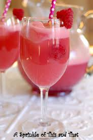 raspberry party punch by a sprinkle of this and that epicurious