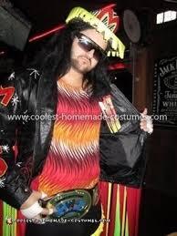 Macho Man Randy Savage Halloween Costume Cool Macho Man Randy Savage Costume