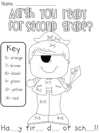 first day of first grade coloring page free background coloring