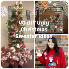sweater ideas 53 diy sweater ideas
