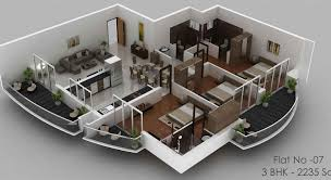 3bhk House Plans 3 Bhk Home Plan Awesome Bhk House Plan Perfect With Bhk Home Plan