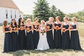 navy bridesmaid dresses 6 reasons to navy bridesmaid dresses