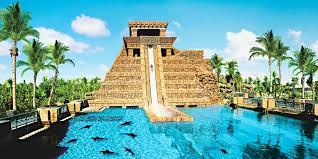 atlantis paradise island bahamas beach tower travelzoo