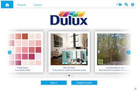 dulux paint a room