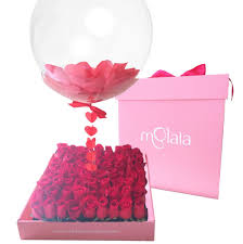 balloon in a box 64 balloon box confetti balloon molalacompany