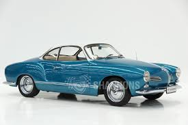 karmann ghia sold volkswagen karmann ghia coupe auctions lot 11 shannons