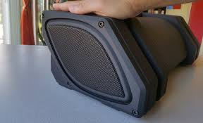 Rugged Boombox Review Nyne Rock Portable Bluetooth Boombox
