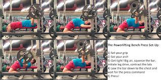 Powerlifting Bench Press Shirt Bench Press Technique For Powerlifting Powerliftingtowin