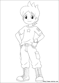 COLORIAGE  Nathan 2