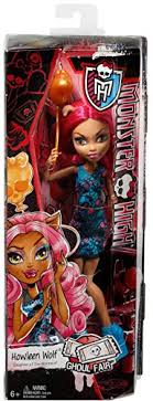 howleen wolf 13 wishes high ghoul fair howleen wolf doll toys