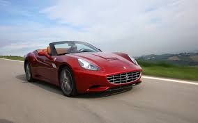 Ferrari California Light Blue - 2013 ferrari california first drive motor trend
