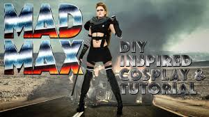 Baseball Furies Costume Halloween Diy Mad Max Inspired Cosplay Tutorial Halloween Costumes Blog