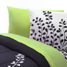 Sheet Sets Twin Xl White With Black Vines 400 Thread Count Twin Xl 3 Piece Sheet Set