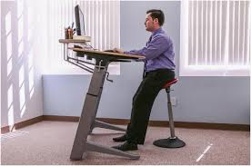 leaning stool for standing desk leaning chair standing desk awesome our mobis leaning stool is an