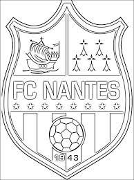 coloriage football les beaux dessins de sport à imprimer et