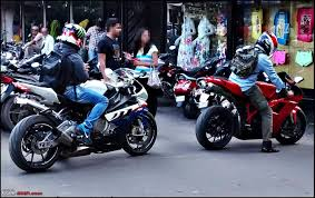 bmw s1000rr india superbikes spotted in india page 282 team bhp
