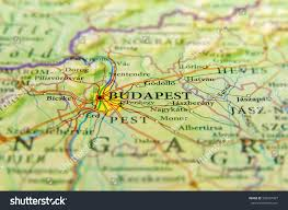 Map Of Budapest Map Of Budapest Hungary Budapest Metro Map All Four Metro Lines At