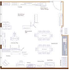 preschool floor plan layout communityplaythings com preschool room b