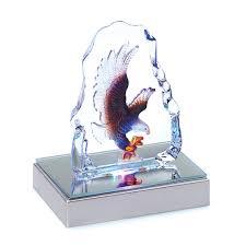 eagle crystal sculpture wholesale at koehler home decor